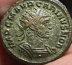 coin of Carinus (c)2001 VCRC
