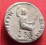 Coin with image of Livia (c) 2001 VCRC